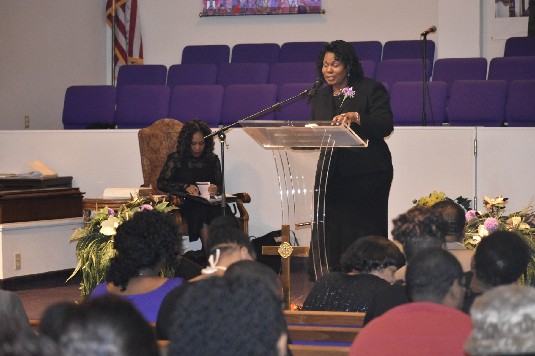 Rev. Shelia Williams