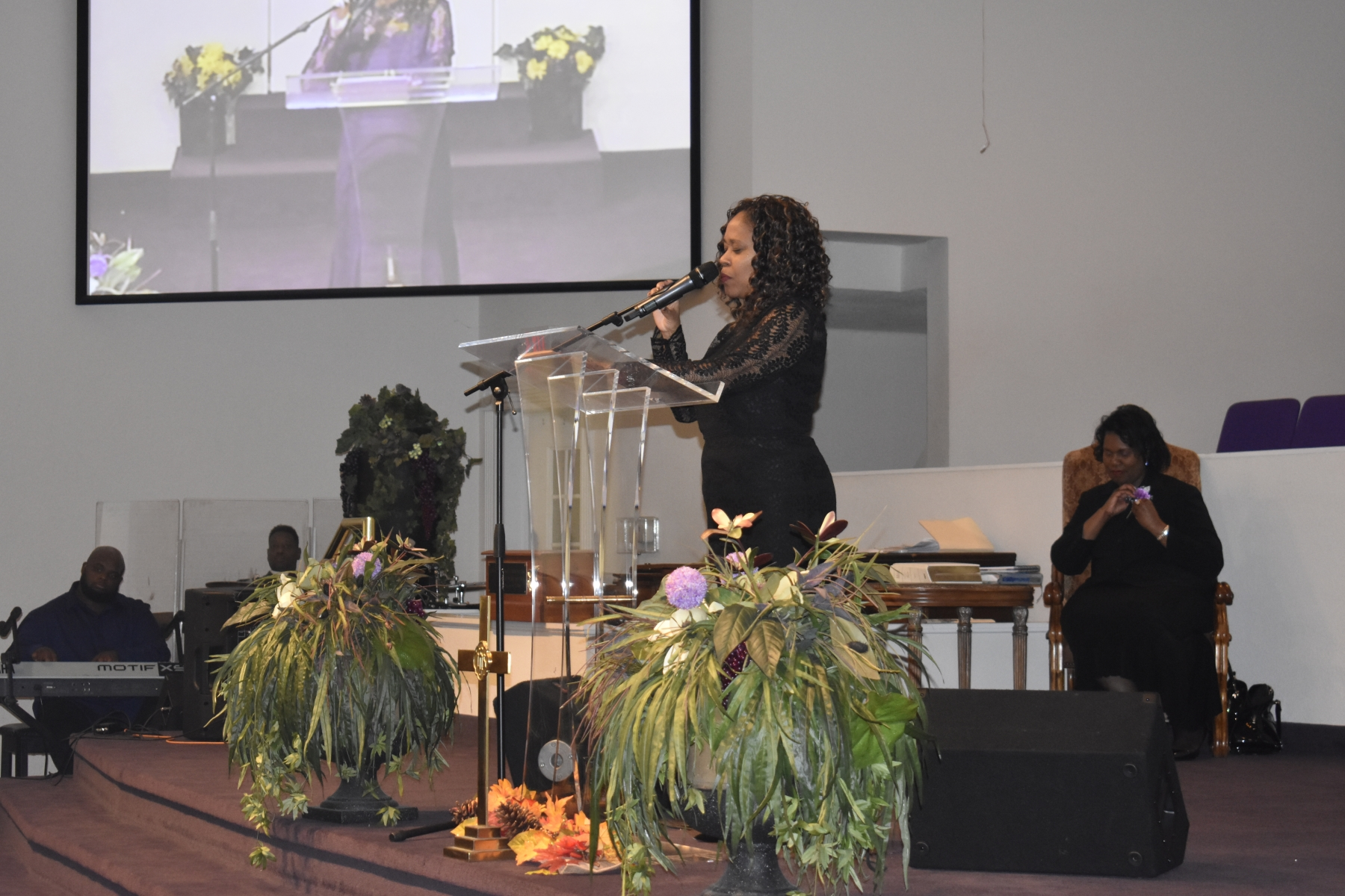 Rev. First Lady Jennifer Collier
